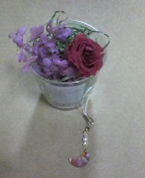 moon&flower
